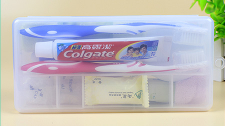 旅行便携洗漱盒