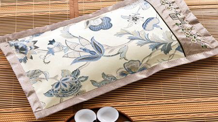 韩式刺绣安神枕