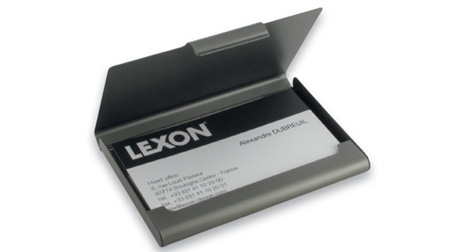 CARD BOX 名片盒