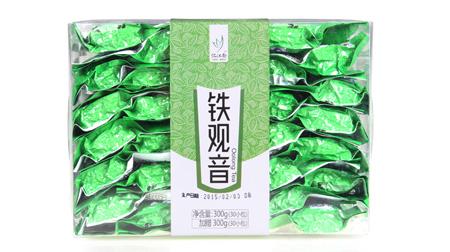 忆江南300g一级铁观音塑盒