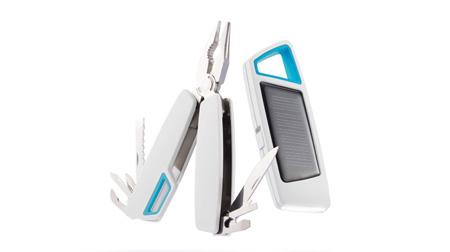 Tovo太阳能手电和军刀套装