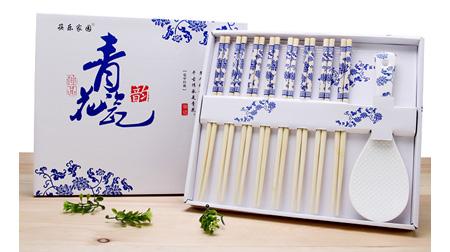 青采筷子、饭铲