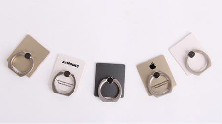 韩国新款手机指环支架iring指环,360度旋转支架