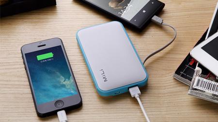 MiLi时尚苹果授权移动电源
