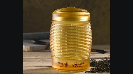 (新品)丰收茶叶罐