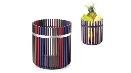 自装式收纳桶