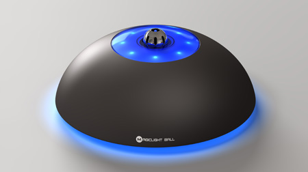 魔幻飞碟空气净化器i-Saucer-B
