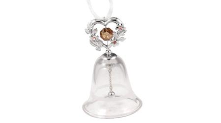 施华洛世奇 葉簇心形 - 钟铃