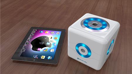 魔幻立方 Cube-A空气净化器