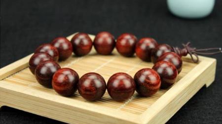 小叶紫檀手串15mm