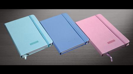 时尚多色笔记本32K
