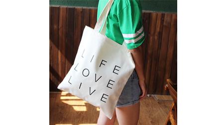 时尚帆布袋、购物包