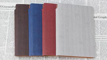 32k变色pu活页本、笔记本