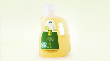 冷榨月子油山茶油2.2L