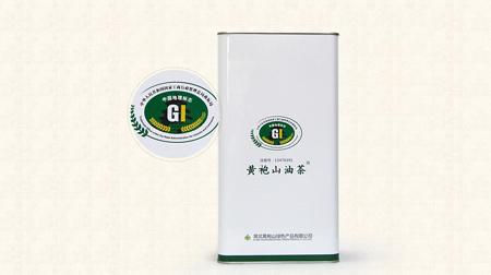 压榨一级山茶油5L