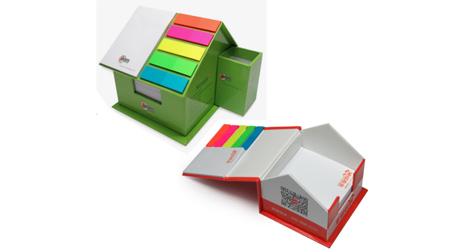 房形便签盒(不带笔筒盒)