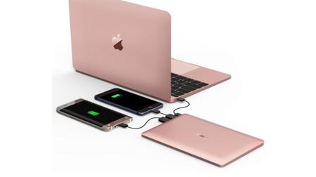 20000毫安大容量笔记本、手机移动电源