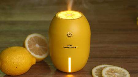 柠檬加湿器