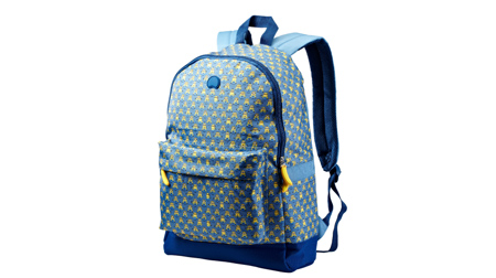 法国品牌DELSEY&MINIONS休闲背包、小黄人背包