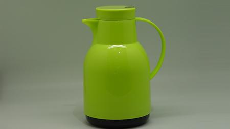LP76全塑1.0L咖啡壶(四色混装)
