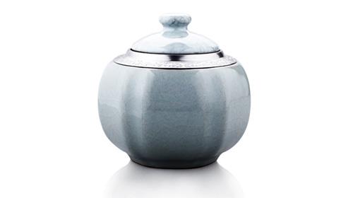锡物祥龙罐茶叶罐