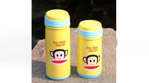 猕猴杯保温杯