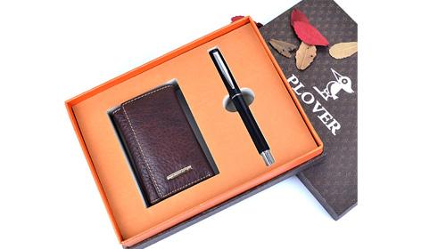 啄木鸟钥匙包、圆珠笔套装