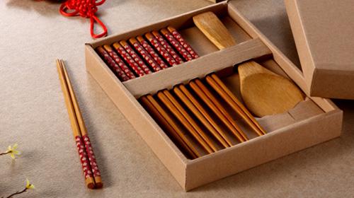 毛竹筷子 - 茗腾礼筷