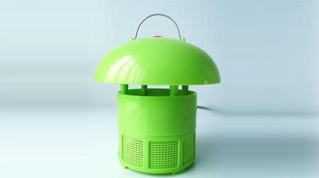 LED光催化捕蚊器