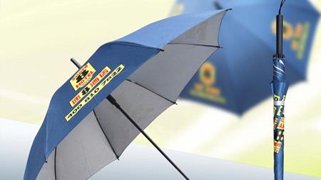 直杆伞 广告伞