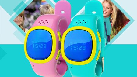 GPS儿童定位手表wifi版