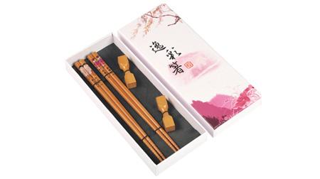 优质楠竹两筷两架