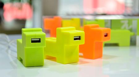 趣味造型 USB连接器