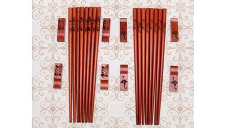 和怿工艺筷子套餐
