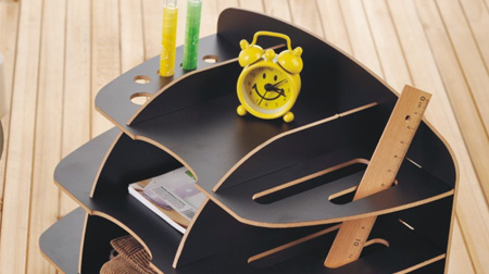 多层桌面架(盒装)