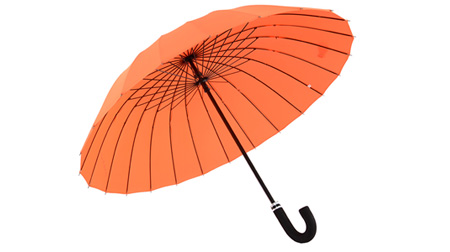 时尚长柄伞
