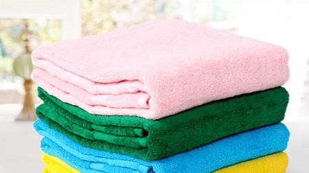 艾希亚毛巾三件套