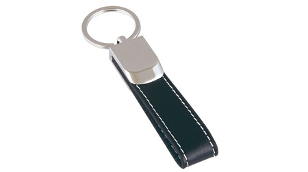 皮质钥匙扣