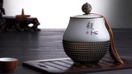 精品茶叶罐