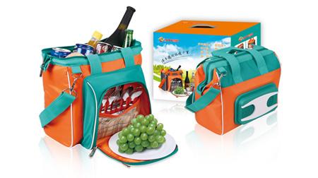 单肩式&手提式-野餐软体冷热箱