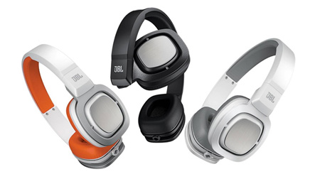 JBL 贴耳式耳机
