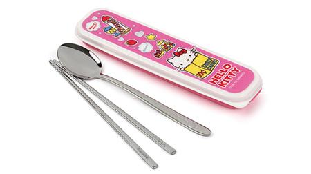 HELLO KITTY勺子筷子套装