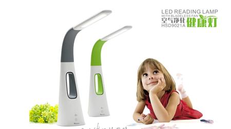 空气净化健康灯