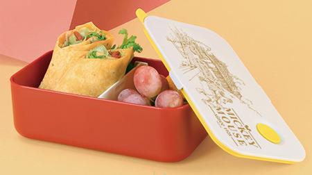 迪士尼 Past Modern精心餐盒