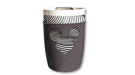 米奇硅胶马克杯