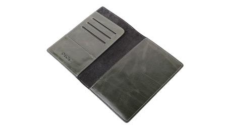 真皮休闲护照夹
