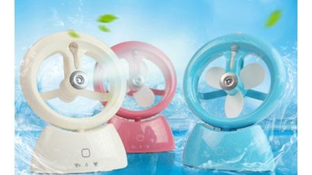 水精灵加湿器风扇