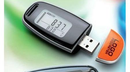 USB 3D传感计步器