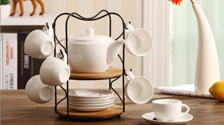素雅茶具(咖啡具)
