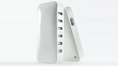 USB多口充电器(8A)